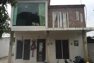Foto de casa en venta en agronomo lote 1manzana 16, miguel hidalgo 2a sección, centro, tabasco, 4662462 No. 01