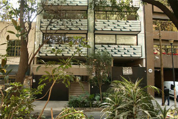 Foto de departamento en renta en  , condesa, cuauhtémoc, distrito federal, 2485296 No. 01
