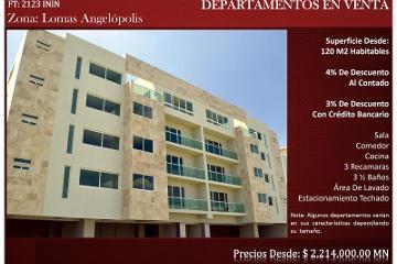 Foto de departamento en venta en  , angelopolis, puebla, puebla, 2659165 No. 01