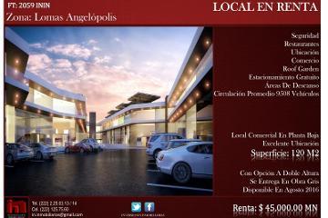 Foto de local en renta en  , angelopolis, puebla, puebla, 2713179 No. 01