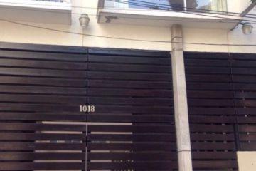 Foto principal de departamento en renta en av. cuauhtémoc, vertiz narvarte 2470545.