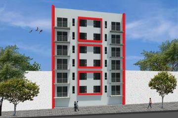Foto de departamento en venta en avenida del taller 62, transito, cuauhtémoc, distrito federal, 1849340 No. 01