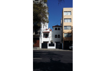 Foto de terreno comercial en venta en avenida eugenia , narvarte poniente, benito juárez, distrito federal, 2828603 No. 01