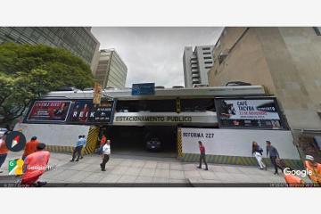 Foto de terreno comercial en venta en avenida paseo de la reforma 222, juárez, cuauhtémoc, distrito federal, 0 No. 01
