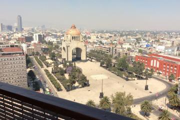Foto de departamento en renta en avenida paseo de la reforma 27, tabacalera, cuauhtémoc, distrito federal, 0 No. 01