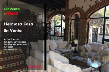 Foto de casa en venta en avenida san francisco 193, san francisco, la magdalena contreras, distrito federal, 0 No. 01