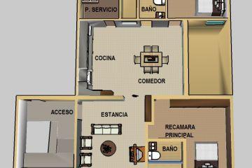 Foto de departamento en venta en Industrial, Gustavo A. Madero, Distrito Federal, 2206162,  no 01