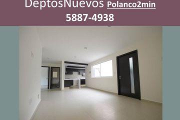 Foto de departamento en venta en Mariano Escobedo, Miguel Hidalgo, Distrito Federal, 1490797,  no 01