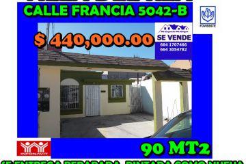 Foto de casa en venta en Villa del Real I, Tijuana, Baja California, 1104747,  no 01