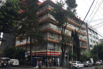 Foto de departamento en venta en Hipódromo, Cuauhtémoc, Distrito Federal, 2576636,  no 01