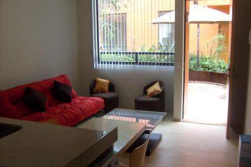 Foto de departamento en renta en Lomas de Memetla, Cuajimalpa de Morelos, Distrito Federal, 2468980,  no 01