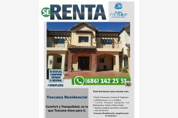 Foto de casa en renta en belluno 1111, la toscana residencial, mexicali, baja california, 0 No. 01