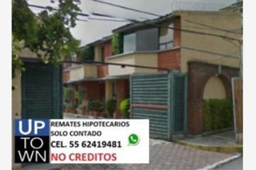 Foto de casa en venta en benito juarez 33, miguel hidalgo, tlalpan, distrito federal, 0 No. 01