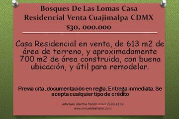 Foto de casa en venta en  , bosques de las lomas, cuajimalpa de morelos, distrito federal, 2055542 No. 01