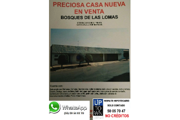 Foto de casa en venta en bosques de limas , bosques de las lomas, cuajimalpa de morelos, distrito federal, 2827106 No. 01