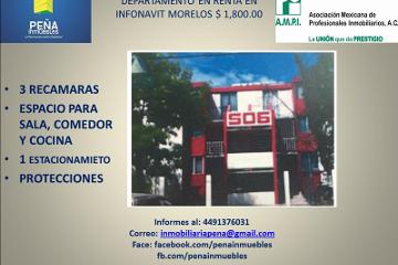 Foto principal de departamento en renta en boulevard aguascalientes , morelos 2545095.