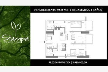 Foto de departamento en venta en boulevard reforma 5860, contadero, cuajimalpa de morelos, distrito federal, 2928560 No. 01