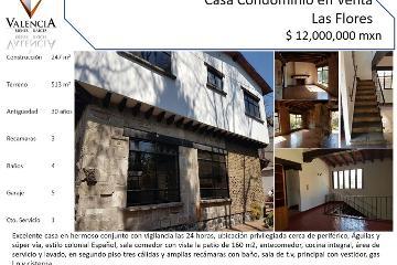 Foto de casa en condominio en venta en Flor de Maria, Álvaro Obregón, Distrito Federal, 2956787,  no 01