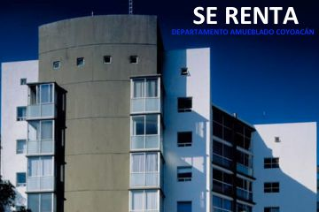 Foto de departamento en renta en Barrio del Niño Jesús, Coyoacán, Distrito Federal, 1494059,  no 01