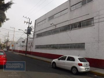 Foto de nave industrial en renta en cadaques , cerro de la estrella, iztapalapa, distrito federal, 1653959 No. 01