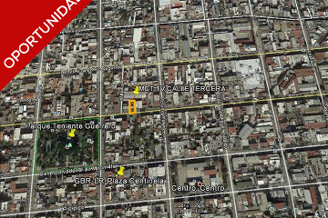 Foto de terreno habitacional en venta en calle 3ra felipe carrillo puerto , zona centro, tijuana, baja california, 1227403 No. 01