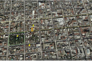 Foto de terreno habitacional en venta en calle 3ra felipe carrillo puerto , zona centro, tijuana, baja california, 2060350 No. 01