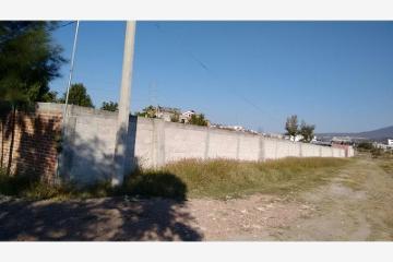 Foto de terreno habitacional en venta en callejon de la saca 1, villas de la corregidora, corregidora, querétaro, 0 No. 01