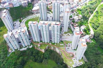 Foto de departamento en venta en camino nuevo huixquilucan 20, bosque real, huixquilucan, méxico, 2878385 No. 01
