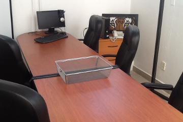 Foto de oficina en renta en  , campestre churubusco, coyoacán, distrito federal, 1191153 No. 01