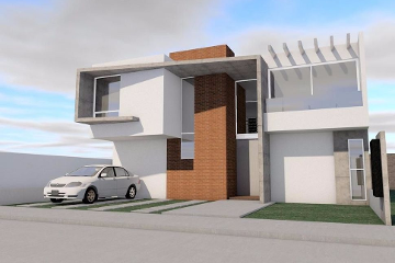 Foto de casa en venta en  , campestre haras, amozoc, puebla, 2518260 No. 01