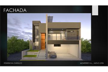 Foto de casa en venta en  , carolco, monterrey, nuevo león, 2380760 No. 01