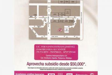 Foto de casa en venta en carretera federal pachuca, emiliano zapata, tizayuca, hidalgo, 2392188 no 01