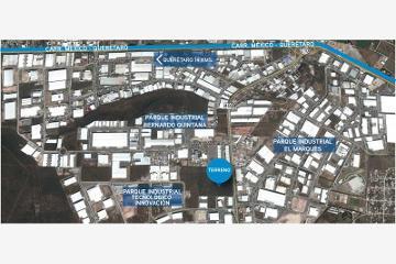 Foto de terreno industrial en venta en carretera los cues 1, los cues, huimilpan, querétaro, 0 No. 01