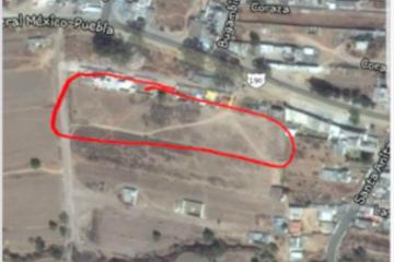 Foto de terreno industrial en venta en carretera méxico puebla 1, tlalancaleca, san matías tlalancaleca, puebla, 3902910 No. 01