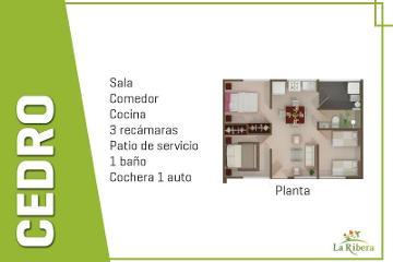 Foto de departamento en venta en carretera san nicolas kilometro 2 modelo cedro piso 2, la ribera, san francisco de los romo, aguascalientes, 3746766 No. 01