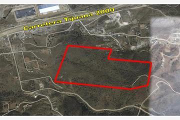 Foto de terreno habitacional en venta en carretera tijuana tecate 16, presa rodriguez, tijuana, baja california, 2926418 No. 01