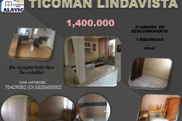Foto de departamento en venta en Lindavista Norte, Gustavo A. Madero, Distrito Federal, 2233279,  no 01