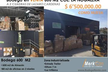 Foto de bodega en venta en  100, la nogalera, guadalajara, jalisco, 2942968 No. 01
