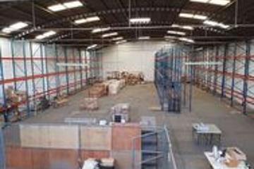 Foto de nave industrial en renta en  , central de abasto, iztapalapa, distrito federal, 2833256 No. 01
