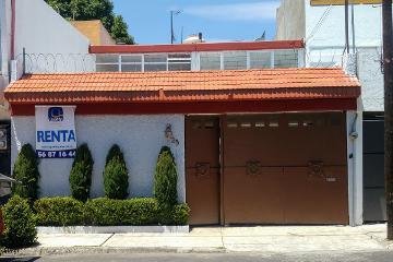 Foto de casa en renta en cerro de chiquihuite , hacienda de san juan de tlalpan 2a sección, tlalpan, distrito federal, 0 No. 01