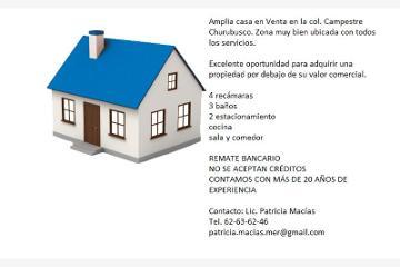 Foto de casa en venta en  nn, campestre churubusco, coyoacán, distrito federal, 2659393 No. 01