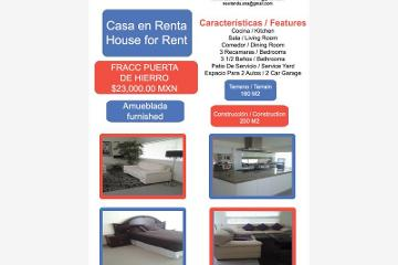Foto de casa en renta en circuito herradura 1, puerta de hierro, irapuato, guanajuato, 2081364 No. 01