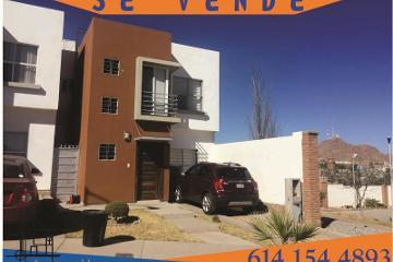 Foto de casa en venta en circuito mina de galacha 8000, puerta esmeralda, chihuahua, chihuahua, 4475549 No. 01
