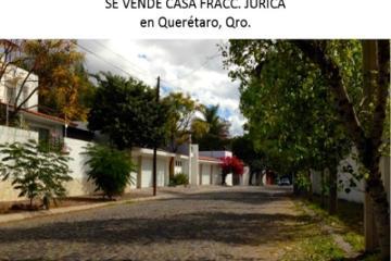 Foto de casa en venta en  45, jurica, querétaro, querétaro, 786877 No. 01