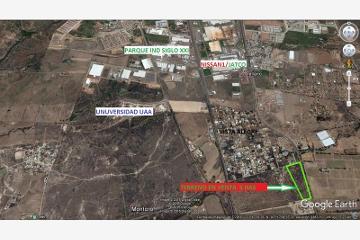 Foto de terreno industrial en venta en  , ciudad industrial, aguascalientes, aguascalientes, 2915199 No. 01