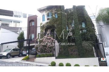Foto de casa en venta en  , colorines 1er sector, san pedro garza garcía, nuevo león, 2869203 No. 01