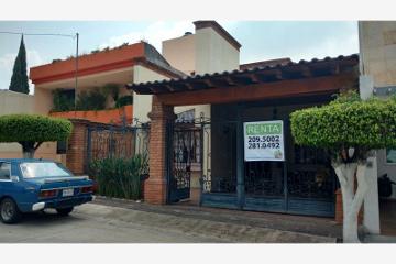 Foto de casa en renta en conocido 57, bugambilias, morelia, michoacán de ocampo, 1987512 No. 01