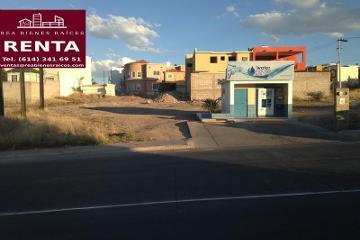 Foto de terreno comercial en renta en  lte. 28 bmanzana 8, cordilleras, chihuahua, chihuahua, 2841339 No. 01