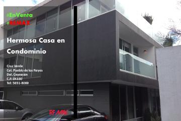 Foto de casa en condominio en venta en cruz verde 36, pueblo de los reyes, coyoacán, distrito federal, 2857784 No. 01