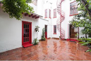 Foto de casa en renta en  , cuauhtémoc, cuauhtémoc, distrito federal, 2734984 No. 01
